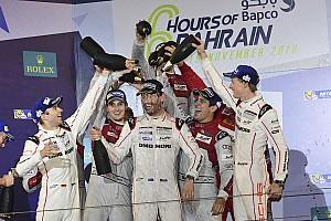 WEC Contenu spécial Chronique Timo Bernhard - Un podium pour saluer Webber