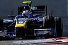 GP2 Latifi è il più rapido nella terza giornata di test ad Abu Dhabi