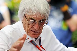 Formula 1 Son dakika Ecclestone, Liberty'nin F1'i tamamen alabileceğinden emin değil