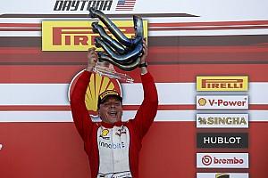 Ferrari Rennbericht Ferrari-Weltfinale Daytona: Thomas Loefflad holt Titel in der Coppa Shell