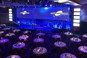 Geral Conteúdo especial Motorsport.com transmite Autosport Awards 2016 ao vivo