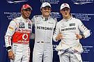 Johansson: Rosberg, Schumacher'in en zor takım arkadaşıydı