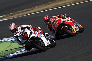 Geral Últimas notícias VÍDEO: Alonso anda de moto com Márquez no Japão