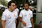 Alonso: McLaren'dan Hamilton yüzünden ayrılmadım