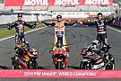 MotoGP Galería: Los campeones del deporte de motor en 2016