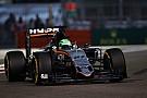 Forma-1 A Force India 2017-ben harmadik akar lenni!