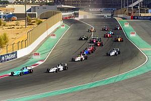 Indian Open Wheel Relato da corrida Drugovich garante pódio nas últimas provas em Dubai