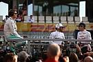 Forma-1 Hamilton Vs. Rosberg: ennél szorosabb nem nagyon lehetett volna