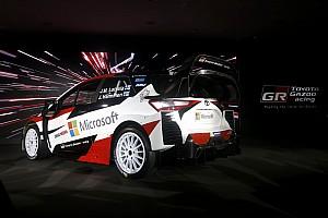 WRC BRÉKING A Latvala-Hänninen párossal vág neki a WRC-nek jövőre a Toyota