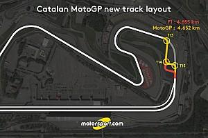 MotoGP 突发新闻 FIA和FIM同意修改加泰罗尼亚赛道布局