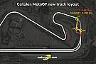 MotoGP FIA和FIM同意修改加泰罗尼亚赛道布局