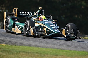 IndyCar Новость Пигот продолжит выступления в IndyCar