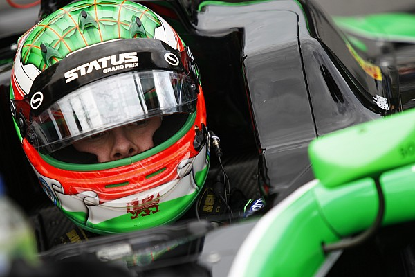 GP3 Actualités Seb Morris -