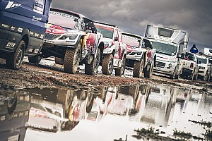 Dakar Son dakika Heyelan, Dakar'ın 1000km'lik 9. etabının iptal edilmesine neden oldu