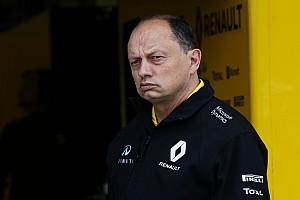 F1 突发新闻 瓦塞尔离开雷诺F1车队