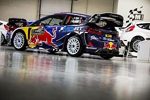WRC BRÉKING Hangpróba a WRC-ben: Ford Fiesta vs. Toyota Yaris