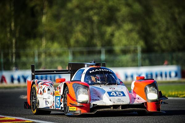 WEC Actualités Manor vise le LMP1 avec Ginetta en 2018