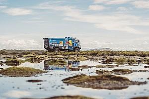 Dakar Etap raporu Dakar 2017, 10. Etap: Nikolaev, Sotnikovu geçerek liderliği aldı