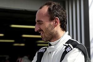 Endurance Intervista Kubica: