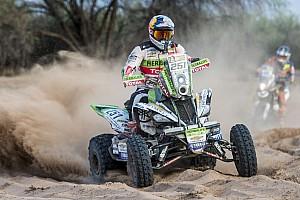 Dakar Noticias de última hora Casale y Copetti llegan al podio en los Quads