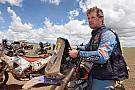 Dakar Van Beveren déçu d'avoir échoué au pied du podium
