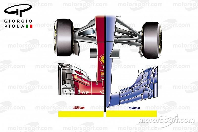 Video: So verändern sich die Autos zur Formel-1-Saison 2017