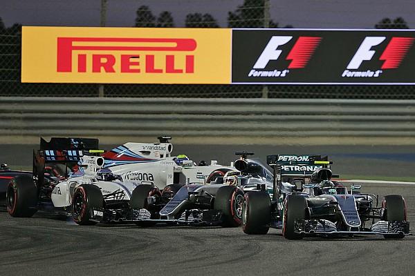 Fórmula 1 Últimas notícias Brundle: saída de Rosberg pode deixar cicatrizes na Mercedes