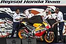 Honda volverá a presentar su moto después de los test de Sepang