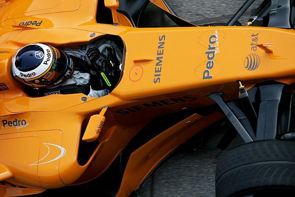 Formula 1 Breaking news McLaren siap hadapi F1 2017 dengan livery baru