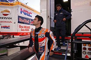 MotoGP: Pedrosa hóban motorozott: életveszély!