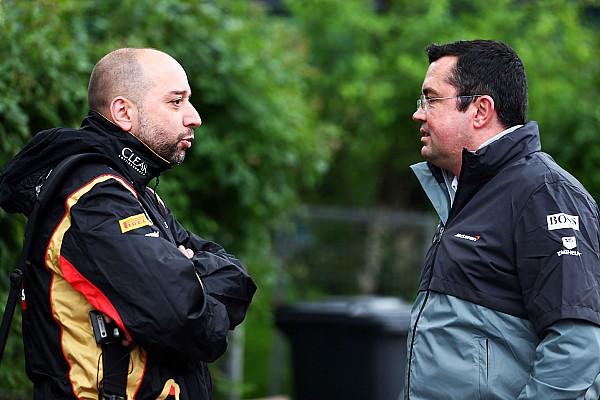Formula 1 Son dakika Lopez: Lotus girişimi başarısız olmadı