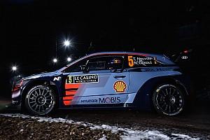 WRC Tappa Monte-Carlo, PS2: Neuville batte Ogier e fa sorridere Hyundai