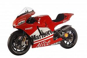 MotoGP Fotostrecke Fotostrecke: Die Ducati-Motorräder in der MotoGP seit 2003