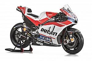 MotoGP Новость Ducati представила новый состав и ливрею 2017 года