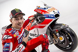 Lorenzo over Ducati: