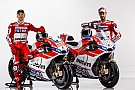 MotoGP Galeria: Ducati apresenta moto de Lorenzo e Dovizioso