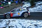WRC Monte Carlo WRC: Cuma gününün lideri Neuville, Ogier 2.liğe yükseldi