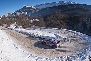 WRC Отчет о секции Невилль довел отрыв от Ожье до минуты