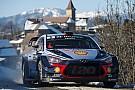 WRC Невилль сохранил лидерство в Ралли Монте-Карло