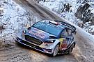 WRC Monte-Carlo, PS13: Neuville sbatte, Ogier al comando