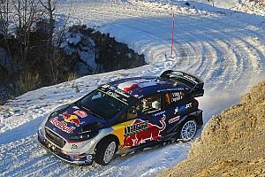 WRC Etappeverslag WRC Monte Carlo: Ogier pakt zege bij debuut voor M-Sport