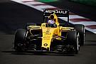 Formel 1 Jolyon Palmer: 1. Formel-1-Saison hat