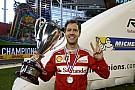 ALLGEMEINES ROC 2017: Sebastian Vettel allein gewinnt Nationencup für Deutschland