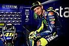 Pour Rossi, la nouvelle Yamaha a