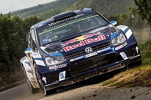 WRC 速報ニュース 【WRC】迫力の映像満載。2016年WRC総集編DVD&BD3月12日発売