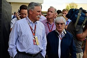"""Formule 1 Nieuws Carey: """"Nieuw management was nodig omdat F1 niet genoeg groeide"""""""