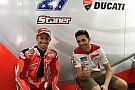 Ducati in pista a Sepang da domani con i collaudatori Pirro e Stoner