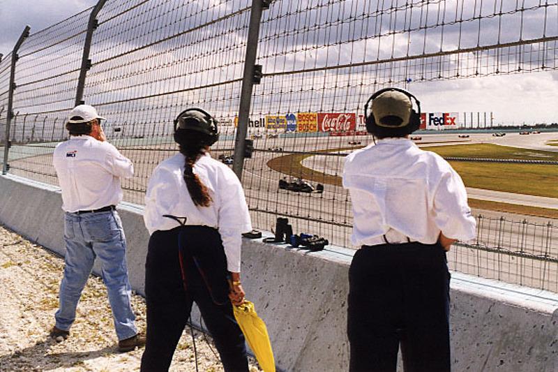 Indy Lights Race, stn3A Ready to go