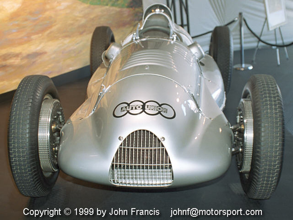 1939 Auto Union Type D