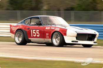 Larry Mahaner's '77 Nissan 280Z